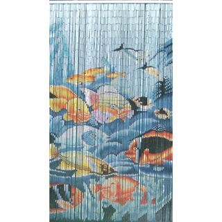 Bamboo54 Tropical Fishes Curtain