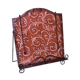 Sterling Industries Embossed Vine Book Stand   51 1172