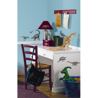 Room Mates Dinosaur Peel and Stick Wall Sticker   RMK1043SCS