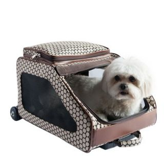 Petote Classic Rio Wheeled Pet Carrier