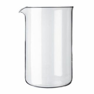 Bodum Spare Glass French Press 12 Cup Replacement Carafe