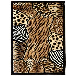 DonnieAnn Company Skinz 74 Mixed Animal Skin Prints Patchwork Design