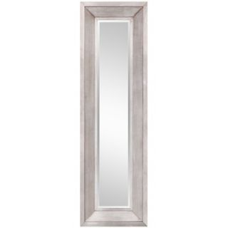 Cooper Classics 75 x 24 Garner Mirror in Distressed Silver
