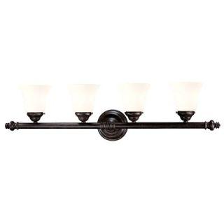 Minka Lavery Four Light Bath Vanity   6934 357 / 6934 77 / 6934 84