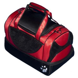 Pet Gear Aviator Bag Pet Carrier in Ruby Red