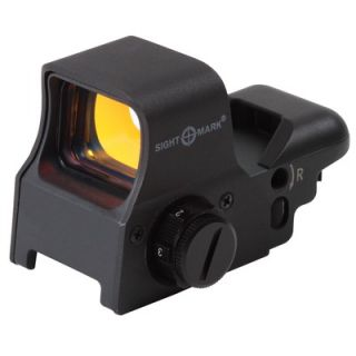 Sightmark Ultra Shot Reflex Sight with Dove Tail in Black   SM13005