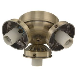 Monte Carlo Fan Company Ceiling Fan Pull Chain Bowl Cap