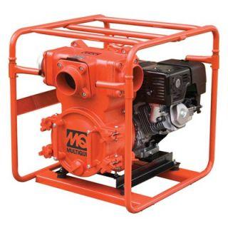 Multiquip 555 GPM Honda GX   340 Trash Pump