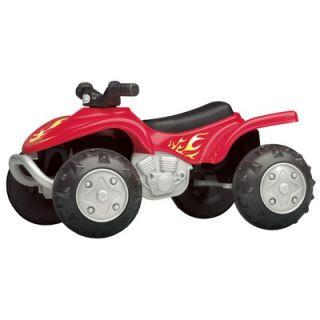 American Plastic Toys Quad Rider