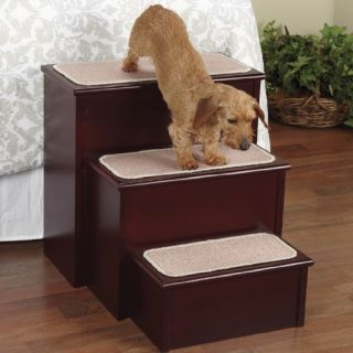 Pet Stairs Dog & Cat Ramps, For Bed & Car Online