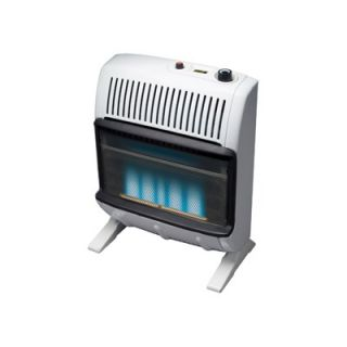 Mr. Heater 20000 BTU Natural Gas Vent Free Wall Space Heater