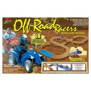Life Like Off Road Racers Car Set   433 9087