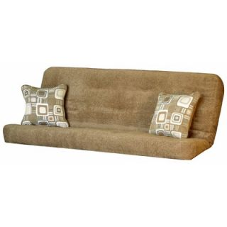 Big Tree Furniture Cotton and Foam TDC Woodstock Futon Mattress