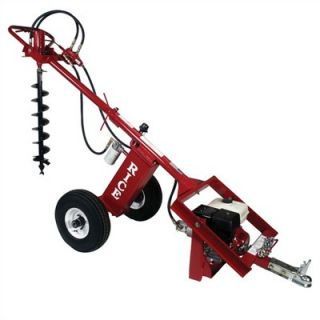 Rice Hydro Torque Series Towable Auger w/ Honda Engine   DIRTDAWG