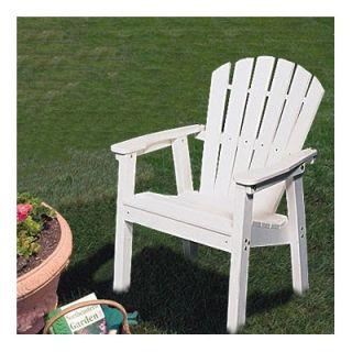 Wondrous Seaside Casual Adirondack Ottoman Ncnpc Chair Design For Home Ncnpcorg