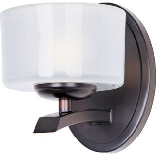 Taniya Nayak Zen One Light Wall Sconce in Oil Rubbed Bronze