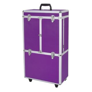 Top Performance Extra Large Grooming Tool Case with Wheels