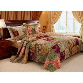 Greenland Home Fashions Antique Chic Bedding Collection   Antique