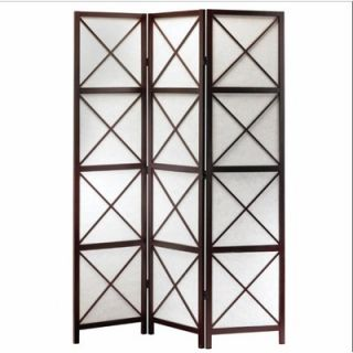 Adesso Apex Folding Screen in Dark Walnut   WK3802 15