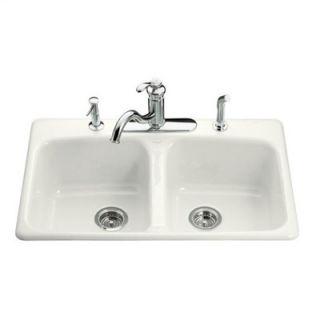 Kohler Brookfield Self Rimming Kitchen Sink