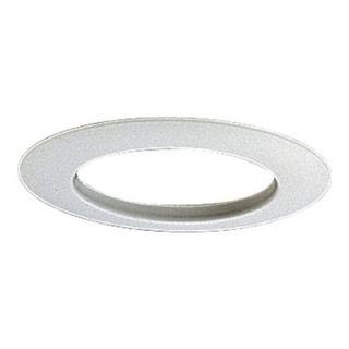 Quorum 8 150W Open Metal Recessed Lighting Trim in White