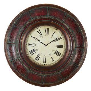 Aspire Brick Wall Clock