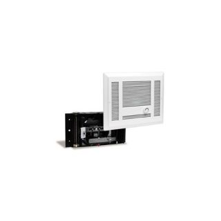 SL Series Fan Forced Wall Heater in White