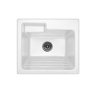 CorStone Advantage Westerly Self Rimming Laundry Sink