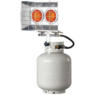 30K BTU Tank Top with Spark Ignition