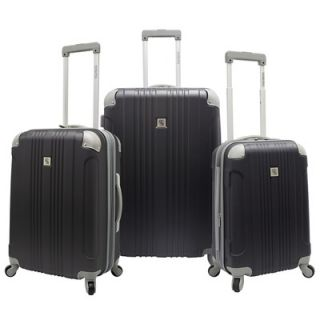 Beverly Hills Country Club Malibu Hardsided 3 Piece Spinner Luggage