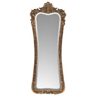 Paragon French Aged Gold Mirror