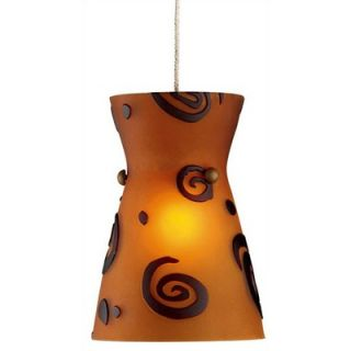 Philips Forecast Lighting Java 1 Light Mini Pendant Shade