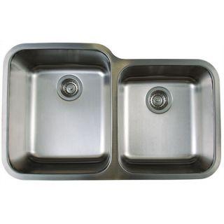 Blanco Stellar 1 3/4 Double Bowl Undermount Kitchen Sink