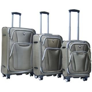 CalPak Dawson 3 Piece Expandable Luggage Set   LDW3000 XX