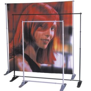 Testrite Jumbo Banner Stand Classic (for Large Format Graphics)   JN