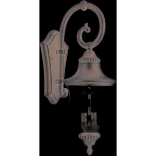 Artcraft Lighting Premiere Outdoor Wall Lantern   AC8241BK