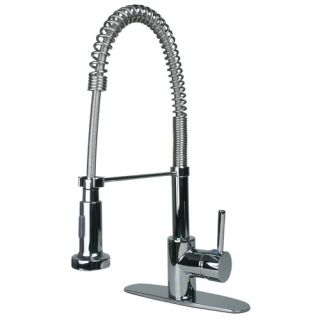 Single Handle Single Hole Cold Water Dispenser Kitchen Faucet with