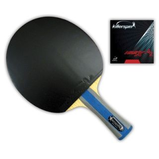 Killerspin RTG Diamond TX Premium Straight Table Tennis Paddle   100