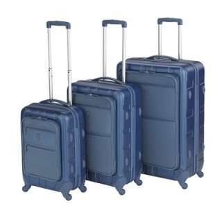 Heys USA Immix 3 Piece Spinner Luggage Set