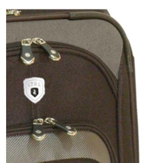 Club Lexington 3 Piece Expandable Spinner Luggage Set   PR 24103 201