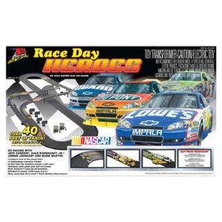 Life Like Nascar Race Day Heros Car Set   433 9096