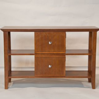 Simpli Home Acadian Console Table   AXWELL3 002 / INT AXCACA CONS