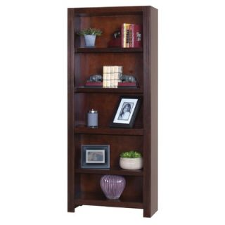 kathy ireland Home by Martin Furniture Carlton Office Open Bookcase