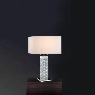 Eurofase Tobias Three Light Table Lamp in Chrome   19491 011