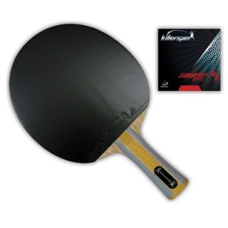 Killerspin RTG Diamond CQ Premium Straight Table Tennis Paddle   100