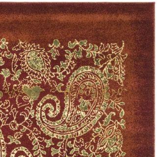 Safavieh Lyndhurst Red/Multi Rug