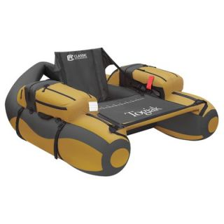 Classic Accessories Togiak Float Tube in Gold   32 007 01400100