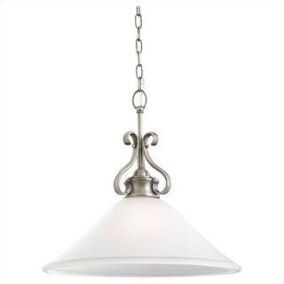 Sea Gull Lighting Parkview 1 Light Pendant   65380 829