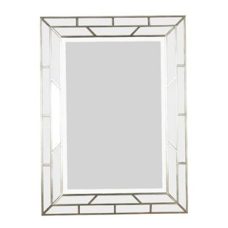 Kenroy Home Lens Wall Mirror in Silver