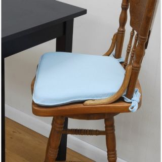 Carolina Cottage Tailor Made Press Back Style Stool Chair Pad, 2 Pack